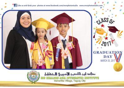 IBN Khaldon Asia Integrated Institute Graduation Day