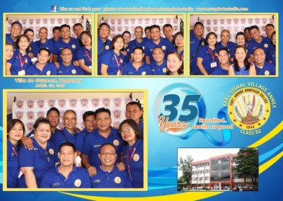 FABC Signal Village Annex 35 years Anniversary