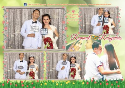 Rommel & Rubychris Wedding